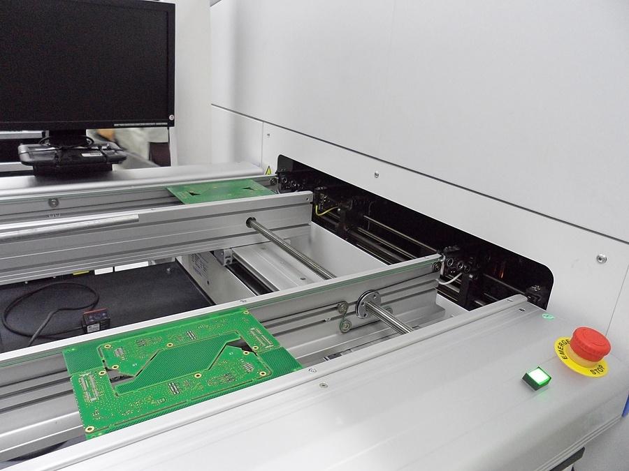 Automated Inspection Levison Enterprises