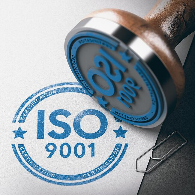 Why Your ECM Needs to be ISO Certified