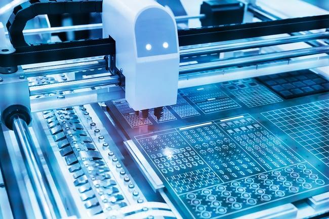 bigstock-PCB-Processing-on-CNC-machine--280707019