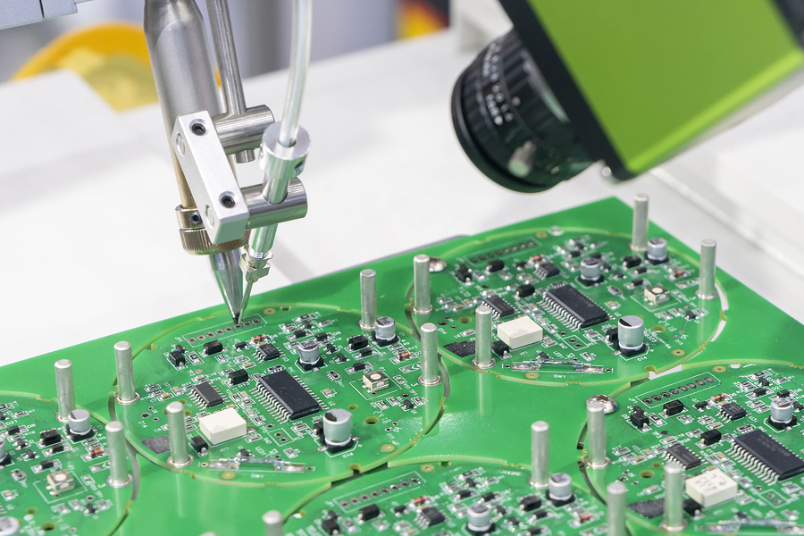 Electronics Manufacturing Services for the Food Industry
