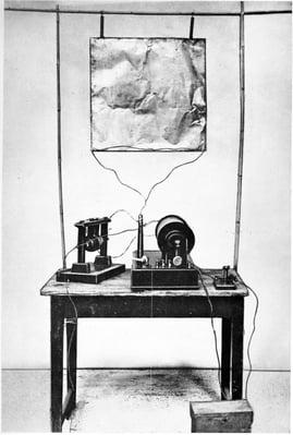 Marconi Transmitter