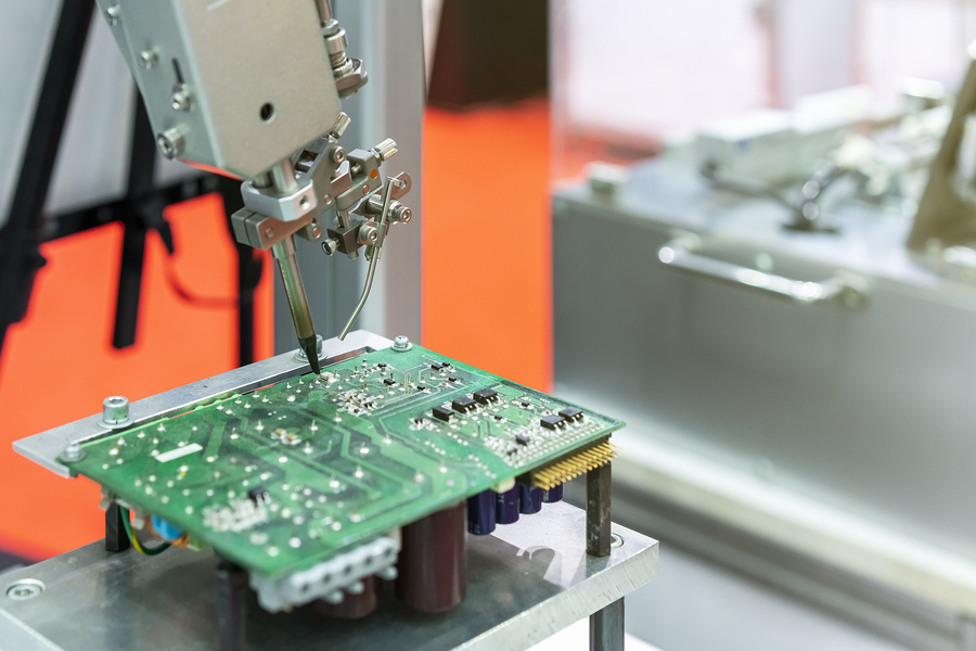 Features Of A Partnership With An Electronics Manufacturer
