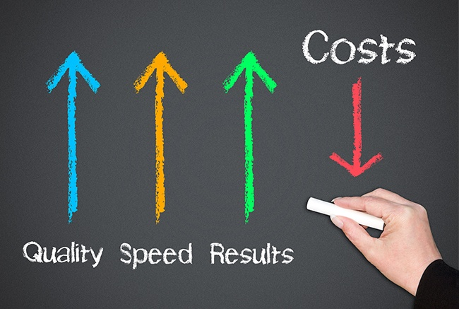 Reducing Costs Without Cutting Corners Levison Enterprises
