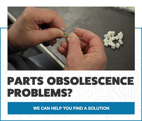 Parts Obsolescence Problems - Levison Enterprises